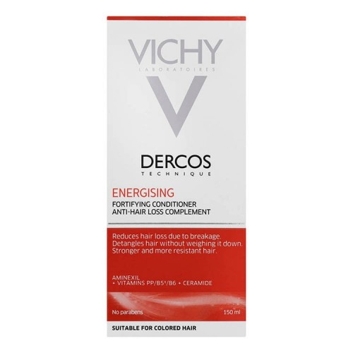 Vichy Dercos Aminexil Energistant, Fortifying Conditioner Anti-Hair Loss Complement,  Δυναμωτικό Conditioner κατά της Τριχόπτωσης - 150ml