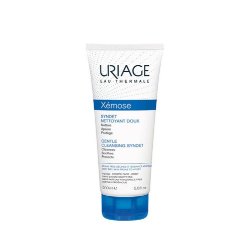 Uriage Xémose Syndet Nettoyant Doux, 200ml