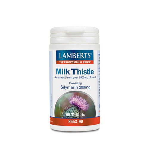 Lamberts Milk thistle 8500mg 90 ταμπλέτες