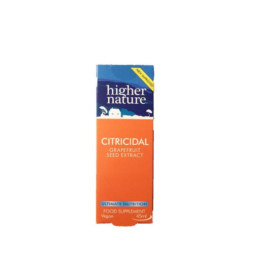 Higher Nature Citricidal, 45ml
