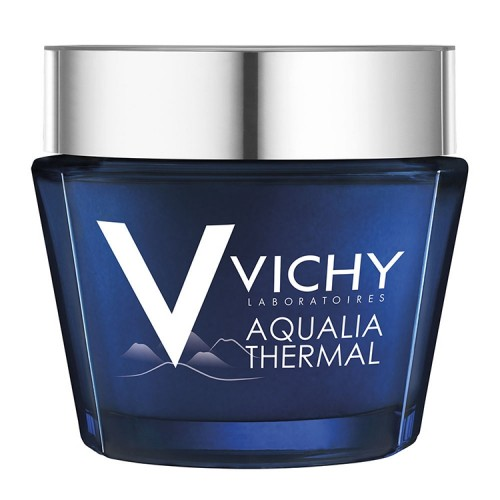 Vichy AQUALIA THERMAL Spa Night Κρέμα & Μάσκα Νυχτός - 75 ml