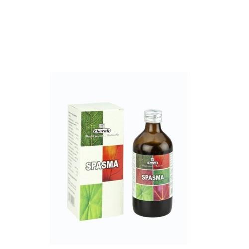 Charak SPASMA σιρόπι, 200 ml
