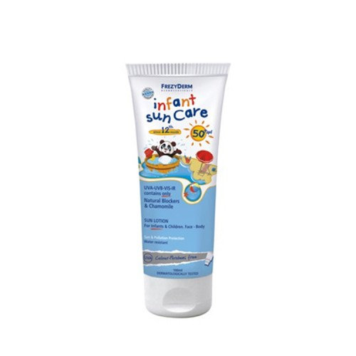 Frezyderm Infant Sun Care Spf 50+, 100ml