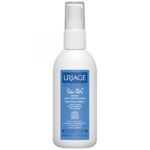 Uriage Cu-Zn Bebe Spray, 100ml