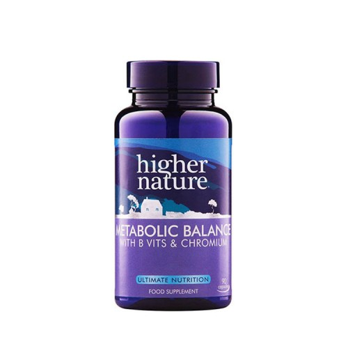 Higher Nature Metabolic Balance 90 κάψουλες