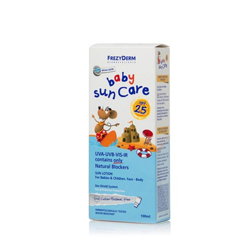 Frezyderm Baby Sun Care Spf 25, 100ml