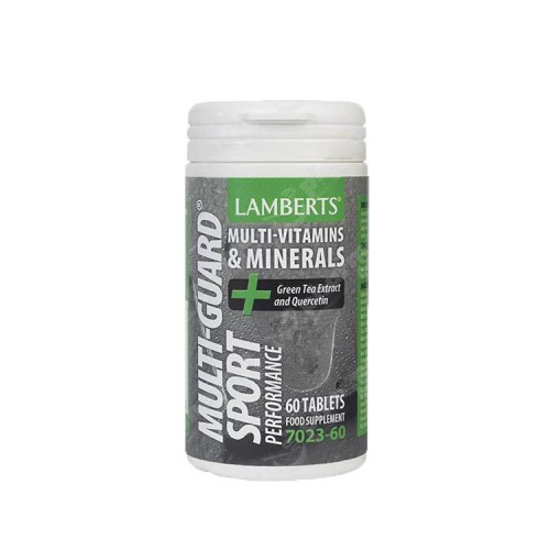 Lamberts Multi-Guard Sport Performance, 60 ταμπλέτες