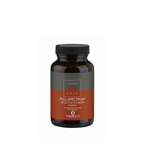 Terranova Full-Spectrum Multivitamin Complex 50 κάψουλες