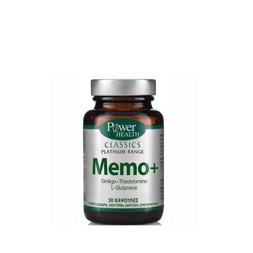 Power Health Classics Platinum - Memo+ 30s κάψουλες