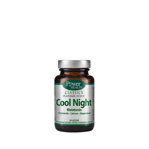 Power Health Cool Night, 30 κάψουλες