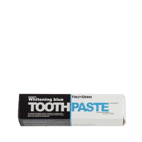 Frezyderm Toothpaste Whitening blue 75ml