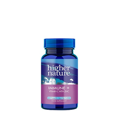 Higher Nature Immune + , 30 ταμπλέτες