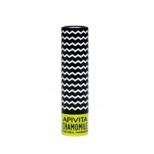 Apivita Lip Care με Χαμομήλι, 4,4gr