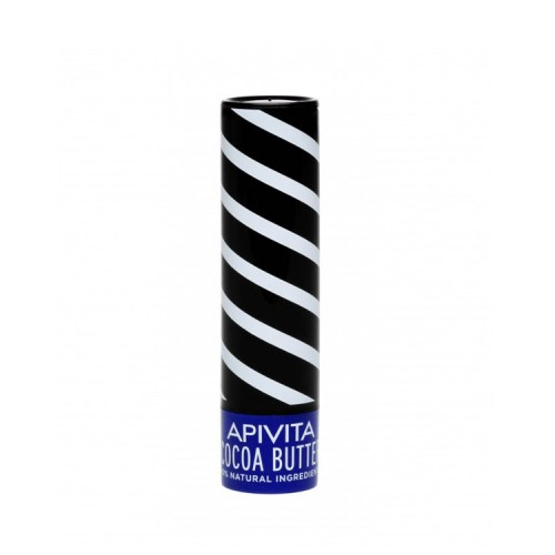 Apivita Lip Care με Βούτυρο Κακάο SPF20,4,4gr