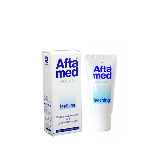 Aftamed® Teething gel, 15ml