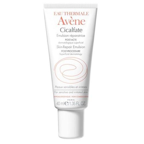 Avene Cicalfate Επανορθωτική - Ενυδατική Emulsion για μετά τις Επιφανειακές Πράξεις - 40ml