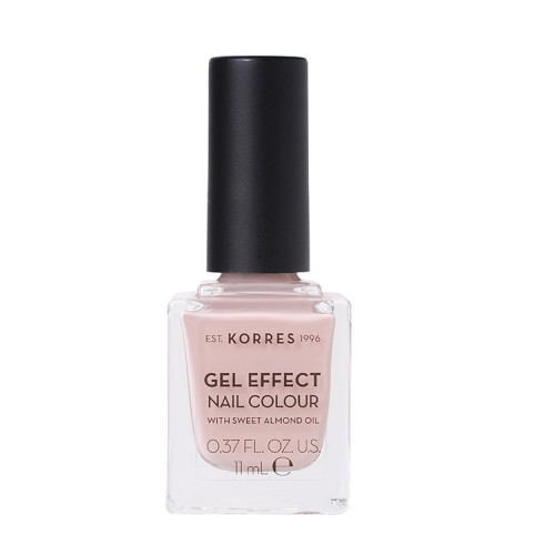 Korres Gel Effect Nail Colour No.32 Cocos Sand Βερνίκι Νυχιών - 11ml