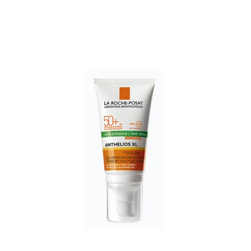 La Roche-Posay ANTHELIOS XL SPF 50+ DRY TOUCH GEL-CREAM ANTI-SHINE με ΧΡΩΜΑ, 50ml