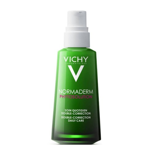 Vichy Normaderm Phytosolution Double-Correction Daily Care - Ενυδατική Κρέμα Ημέρας Προσώπου για Ακμή - 50ml
