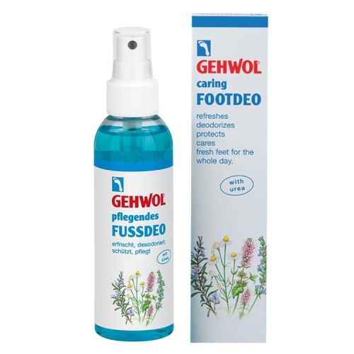 Gehwol Caring Footdeo Spray, Αποσμητικό Spray Ποδιών - 150ml