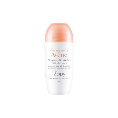 Avene Body Deodorant Efficacite 24h - Αποσμητικό 24ωρης Αποτελεσματικότητας - 50ml