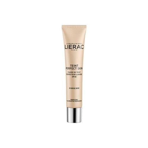 Lierac Teint Perfect Skin Illuminating Fluid SPF20 03 Golden Beige - 30ml