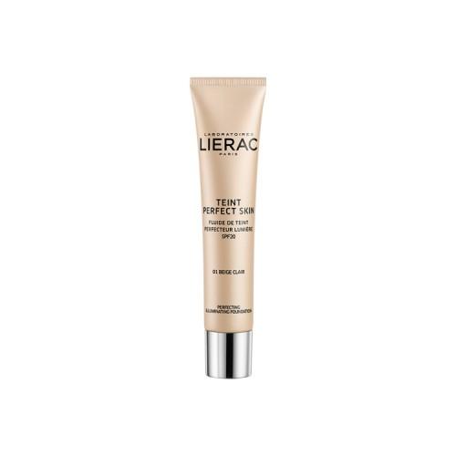 Lierac Teint Perfect Skin Illuminating Fluid SPF20 01 Light Beige - 30ml