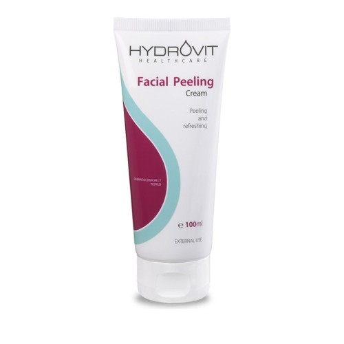 Hydrovit Facial Peeling Cream Απολέπιση & Αναζωογόνηση - 100ml