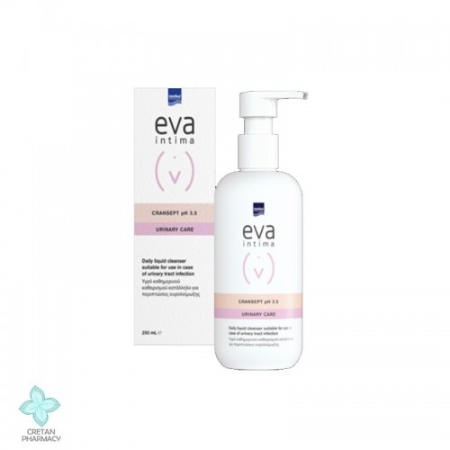 InterMed Eva Intima Wash Cransept, 250ml