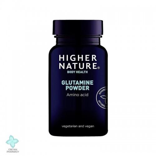 Higher Nature Glutamine Powder, 100gr