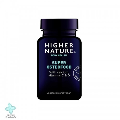 Higher Nature Super Osteofood 90 ταμπλέτες