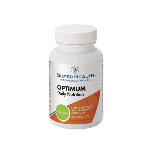 Super Health Optimum Daily Nutrition, 60 ταμπλέτες