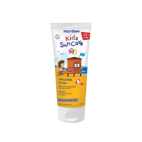 Frezyderm Kids Sun Care SPF50+ Παιδικό Αντιηλιακό Γαλάκτωμα, 175ml