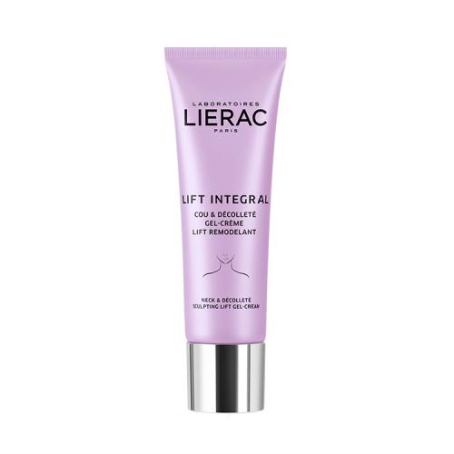 Lierac Lift Integral Κρέμα-Gel Ανόρθωσης για Λαιμό & Ντεκολτέ, 50ml