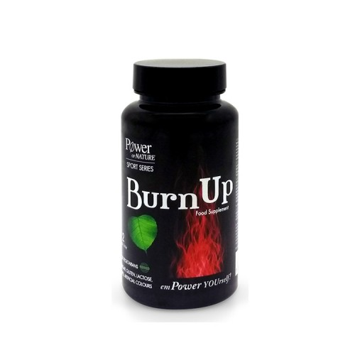 Power Health Sport Series Burn Up, 60 κάψουλες